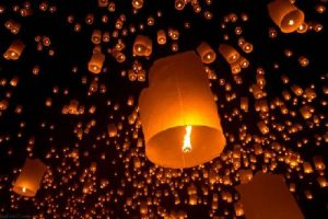 festifal lampion