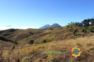 prau mountain